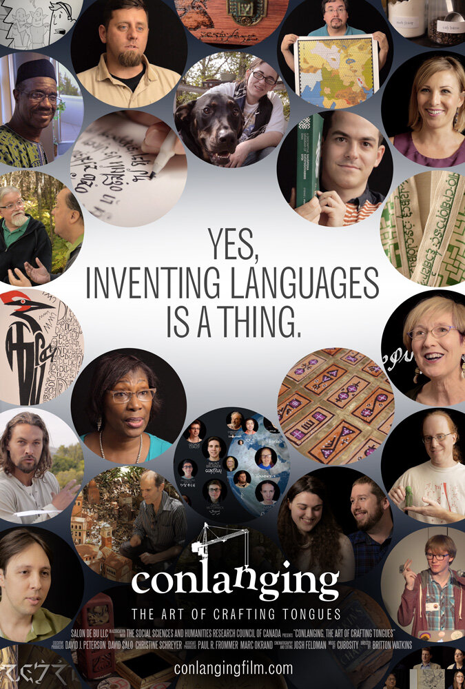 Conlanging: The Art of Crafting Tongues (2017) постер